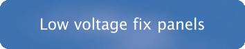 Low Voltage Fix Switchgear Panel