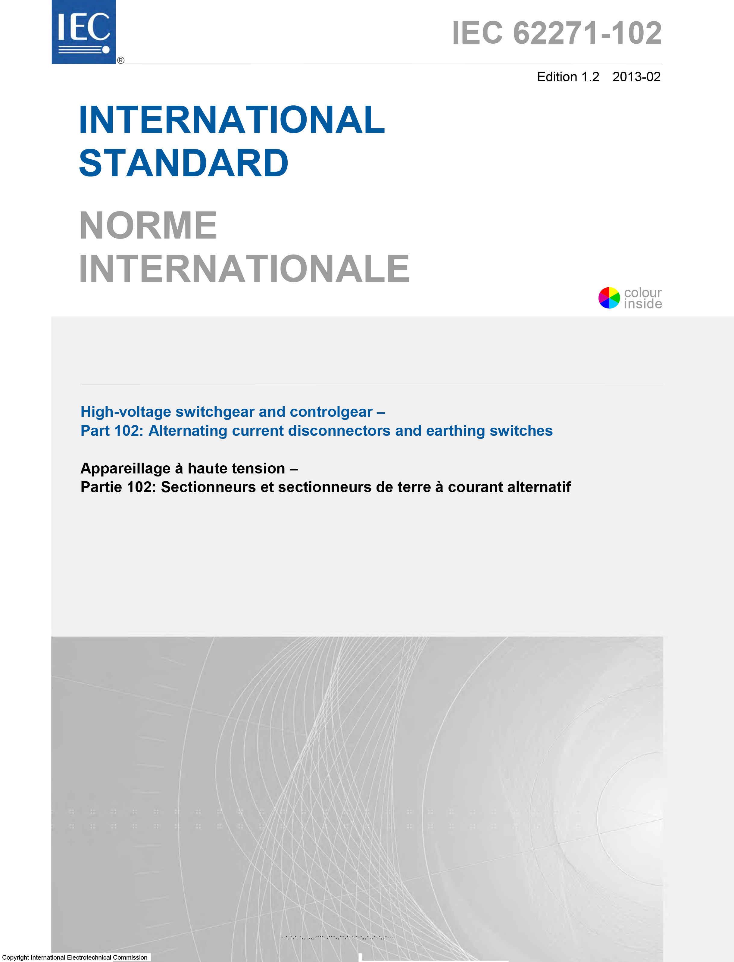 Jabouns archive international standard 62271 102 biocorpaavc