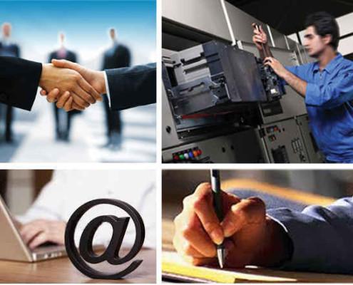 فرم های سازمانی شرکت جابون