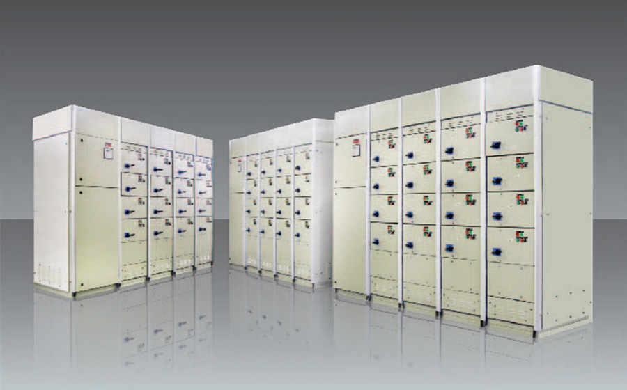 Capacitpr Bank Panel