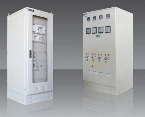 Control Protection panels