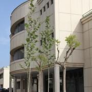 عکس مربوط به نمای بیرونی ساختمان اداری شرکت جابون